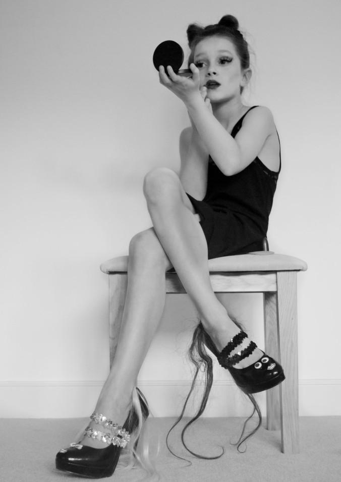 JPEG Shoe photo